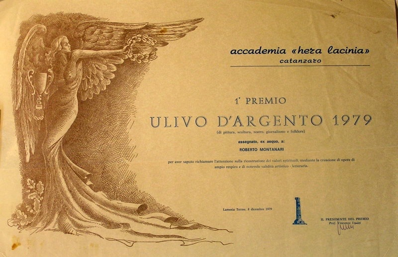 Ulivo d'argento1999